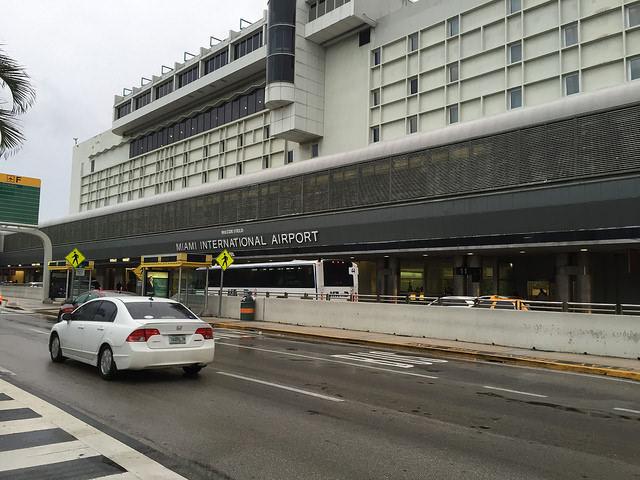 Miami Jour 2 Aeroport