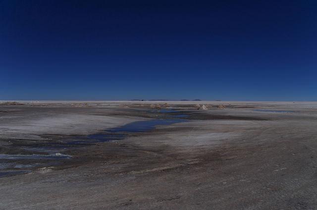Jour 3 Bolivie Salar Uyuni Dejeuner