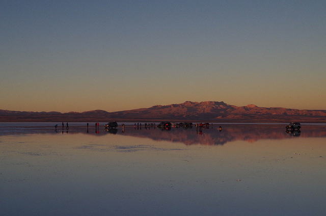 Jour 3 Bolivie Salar Uyuni Sunset