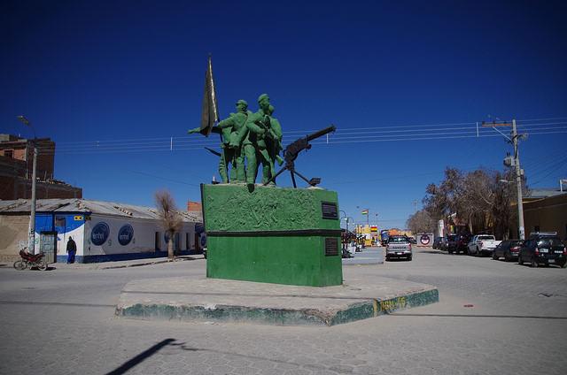 Jour 3 Bolivie Uyuni