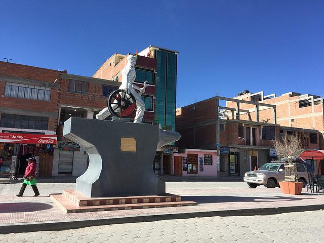 Jour 4 Bolivie Uyuni