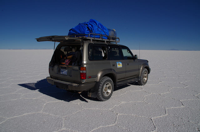 Jour 4 Bolivie Uyuni Salt Flat