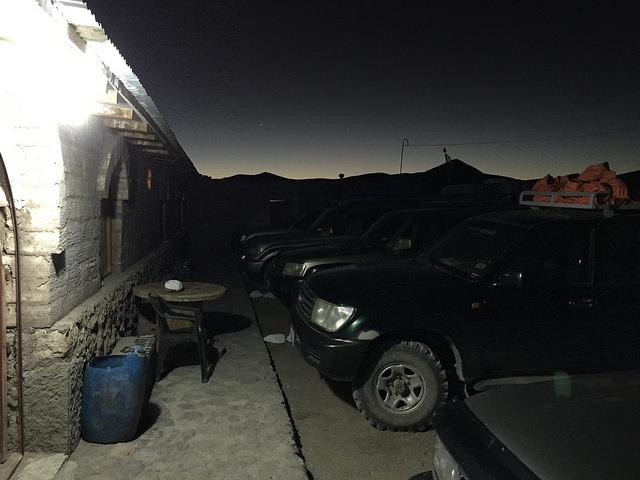 Jour 4 Bolivie Uyuni Salt Flat Hotel
