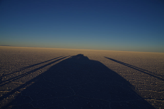 Jour 4 Bolivie Uyuni Salt Flat Sunset
