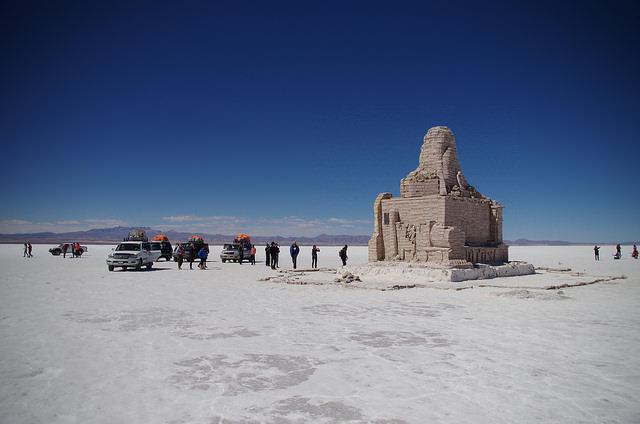Jour 4 Bolivie Uyuni Salt Hotel Dakar