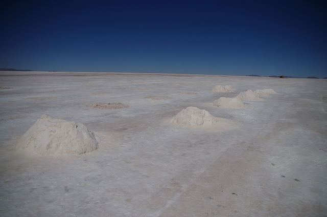 Jour 4 Bolivie Uyuni Salt Pyramids