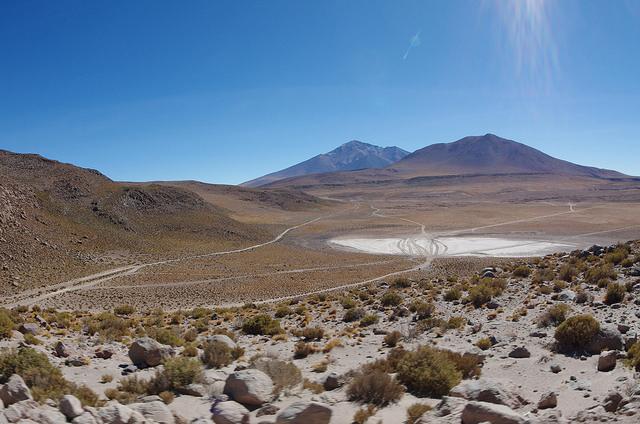Jour 5 Bolivie 4x4 Chemin defonces