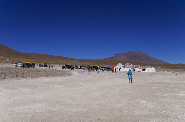Jour 5 Bolivie Laguna Hedionda