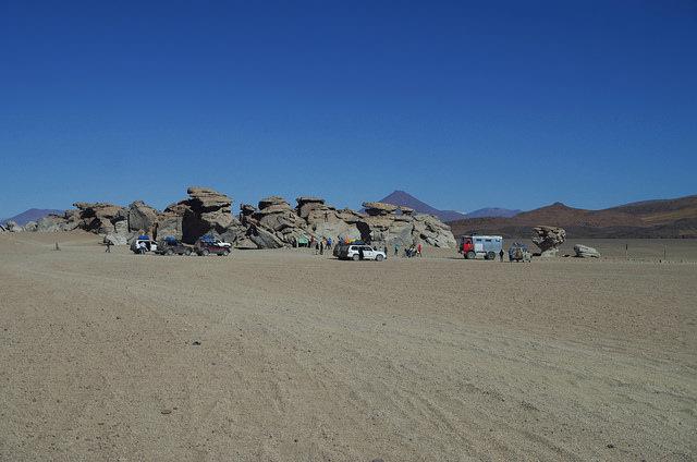 Jour 5 Bolivie el arbor del pierra Sud Lipez