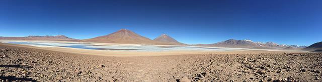 Jour 6 Bolivie Laguna Verde Licancabur