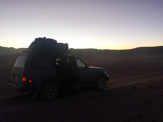 Jour 6 Bolivie Sud Lipez Col 4920m