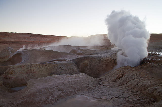 Jour 6 Bolivie Sud Lipez Geysers Sol De Manana