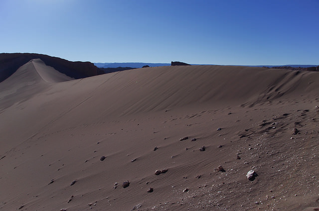 Jour 6 Chili San Pedro Atacama Valle de La Luna amphitheatro