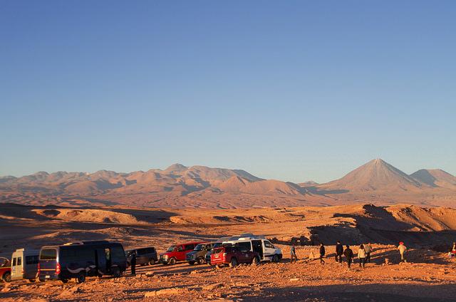 Jour 6 Chili San Pedro Atacama Valle de La Luna Kari