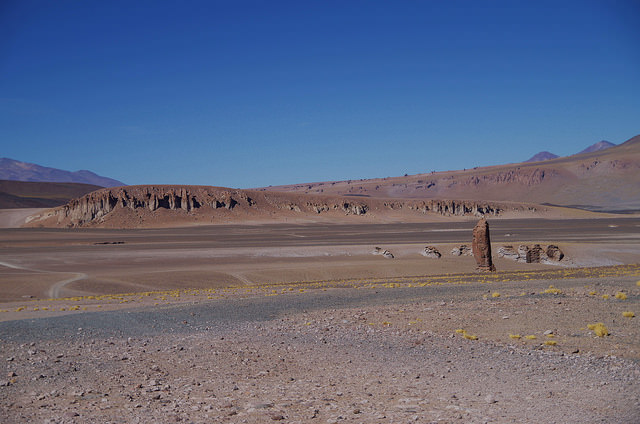 Jour 8 Chili Entrée du Salar Tara