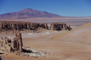 Chili – Jour 8 : Laguna Diamante, Salar de Tara y Aguas Calientes et rivière Kopiaco