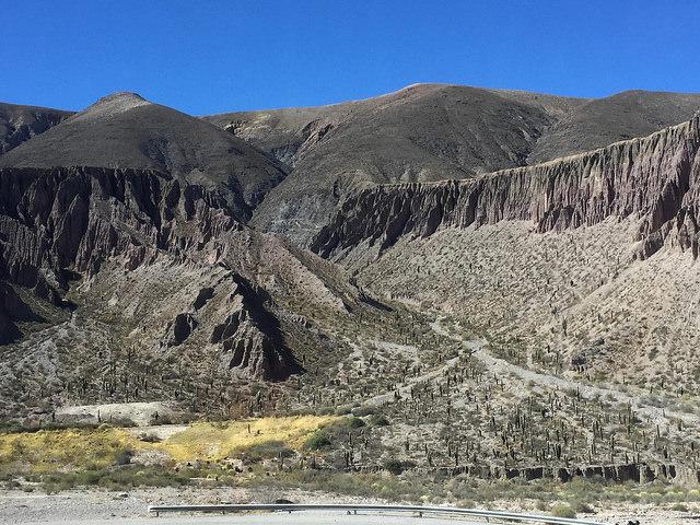 Jour 9 Argentine Descente Vallée Colorée