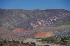 Argentine – Jour 9 : De Paso de Jama à Salta
