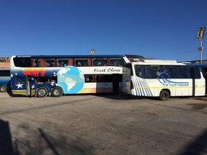Chili – Jour 9 : Départ vers l'Argentine et passage par le Paso de Jama