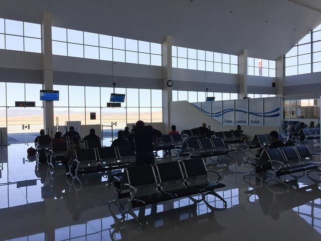 Bolivie - Sucre - Aeropuerto Amaszonas