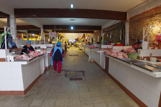 Bolivie - Sucre - Mercado Central