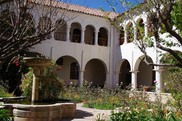 Bolivie - Sucre - Monasterio de La Recoleta