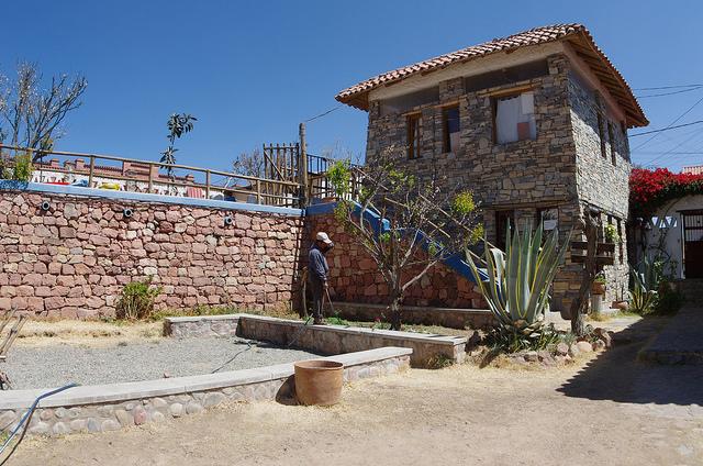 Bolivie - Sucre - Museo Azur