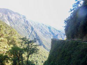 Bolivie – Jour 19 : La route de la mort dans les Yungas