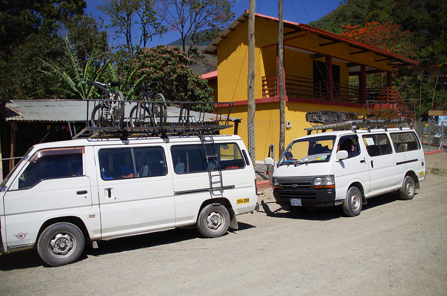 Bolivie Yungas Death Road Yoloso
