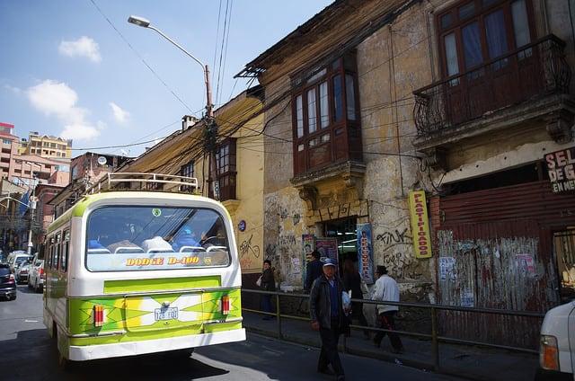 Bolivie Visite La Paz Marché aux Sorcieres