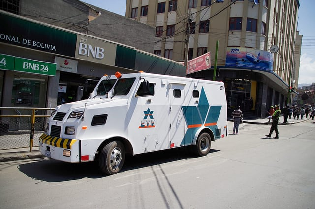 Bolivie Visite La Paz Pichincha
