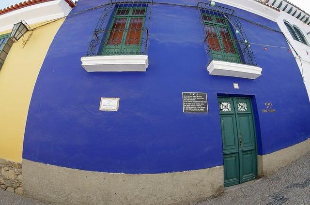 Bolivie Visite La Paz calle Juen