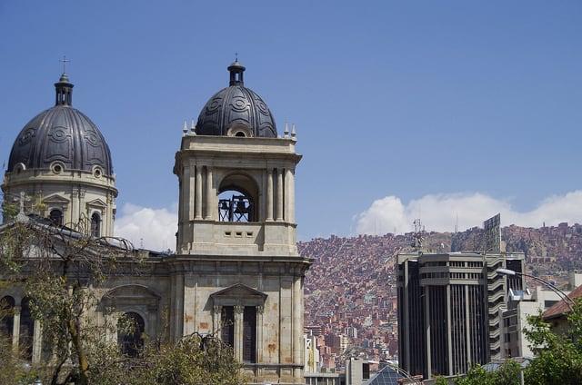 Bolivie Visite La Paz Sucre Junin