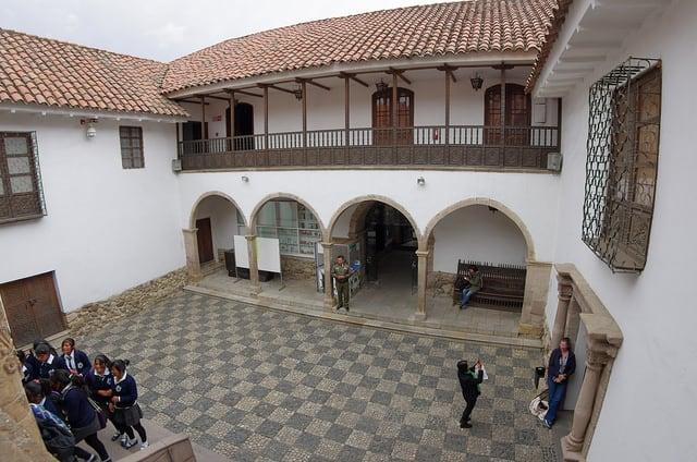 Bolivie Visite La Paz MUSEF