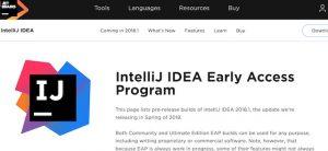 Comment utiliser IntelliJ Idea Ultimate gratuitement et légalement sans limite de durée