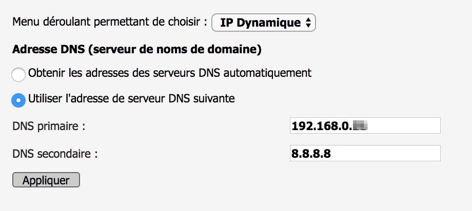 configuration-modem-ip-locale