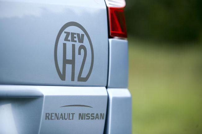 Renault-Nissan Scenic ZEV H2