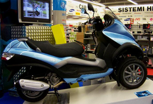Scooter Piaggio MP3