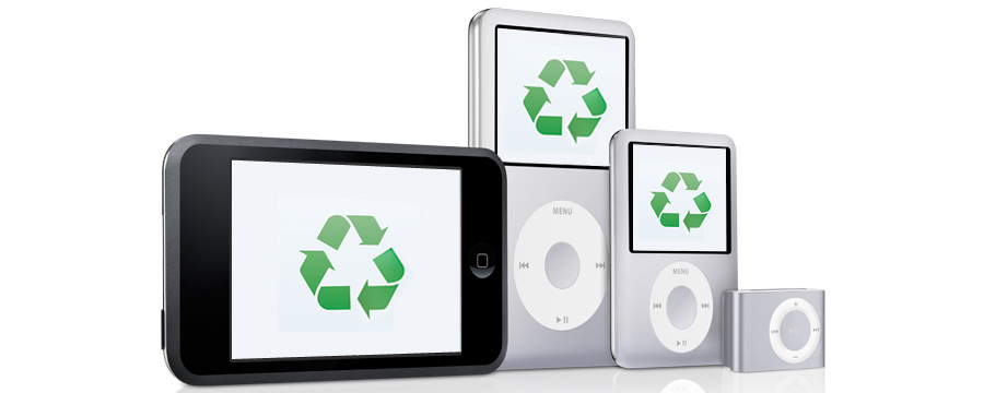 Apple recycling programm