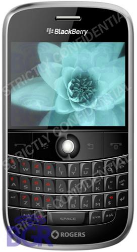 Le Blackberry Bold est retardé jusqu'en septembre