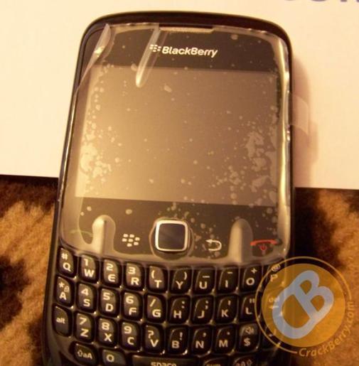 Blackberry Curve 8520 Gemini