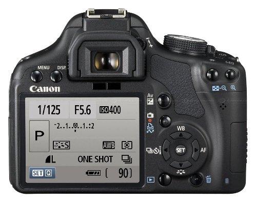 Sortie du Canon EOS 500D en mai à 900 euros