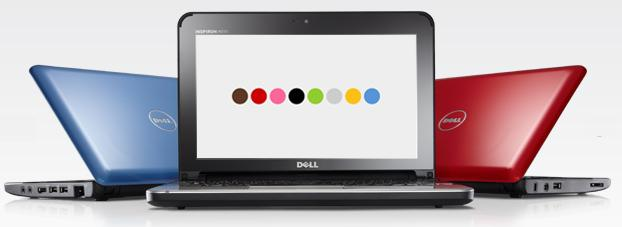 Dell Mini 10 Ecran HD