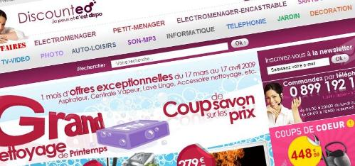 Discounteo passe en version 2