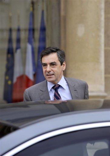Le Premier Ministre François Fillon
