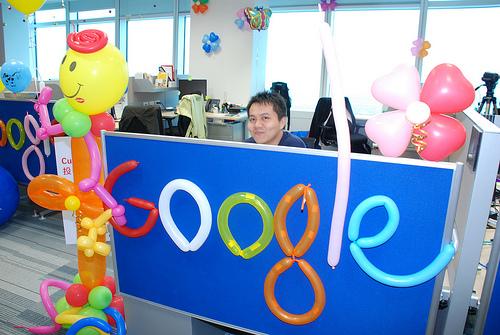 Photos des 14 Googleplex bureaux de Google  AbriCoCotierfr