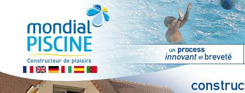 Bizarre ressemblance entre les logos de mondial piscine et for Mondial piscine