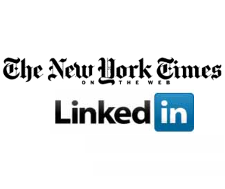 NYT Linked In Logo !