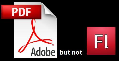 PDF sans Flash