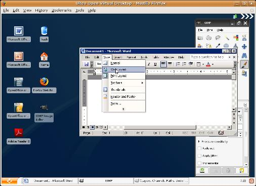 Ulteo Open Virtual Desktop